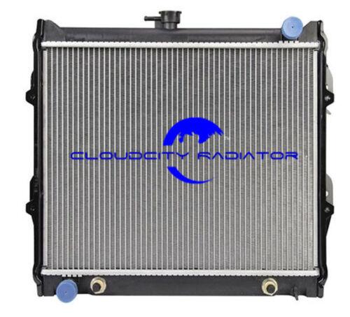 Radiator for 1984-1991 TOYOTA 4-RUNNER //1986-1995 TOYOTA PICKUP 2.4L L4 85 86 87