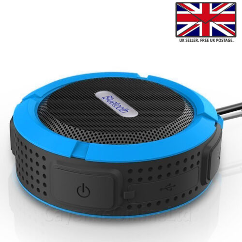 BLUETOOTH WATERPROOF WIRELESS TRAVEL SPEAKER WITH MIC For LG V30 H930