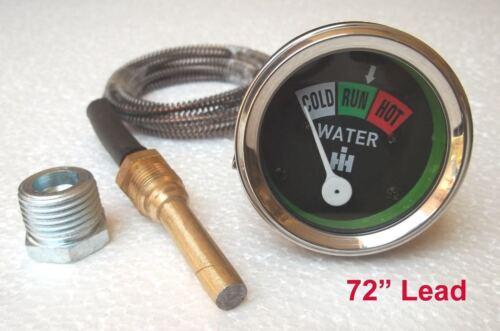 Super C 450 660 200 460 400 Wassertemperaturanzeige paßt IH 350 560 C