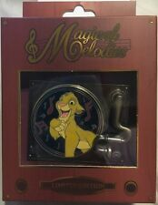 Magical Melodies Music Record Disney Pin Lion King Simba Limited Edition 1500