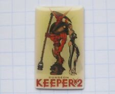 KEEPER 2 / DUNGEON   ............. Computer-Pin (116f)