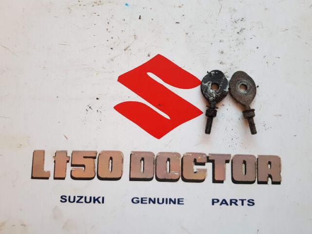G LTA50 LT50 ALT50 Suzuki quad parts Chain adjuster bracket 61411-04600
