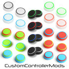 2 x Rubber Thumb Stick Cover Grip For Sony PS3 PS4 XBOX One Analog Controller