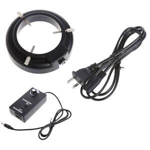 56-LED-Adjustable-Ring-Light-illuminator-Lamp-For-STEREO-ZOOM-Microscope