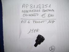 AZZERATORE CONTAKM CRUSCOTTO ORIGINALE APRILIA AF1 PROJECT 108 AP8112351