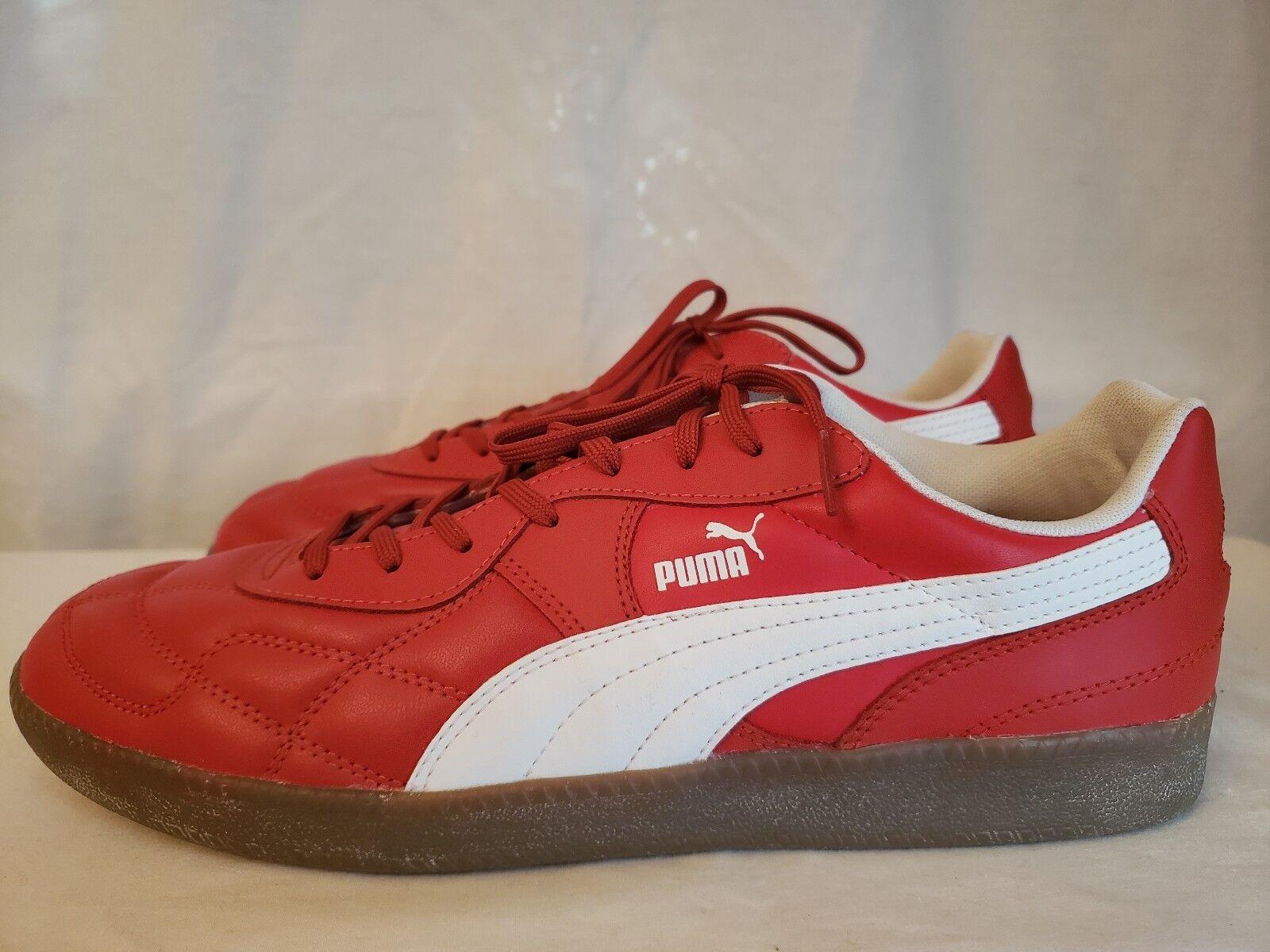 Puma Esito Classic Sala Size 11 Red   White 10254909