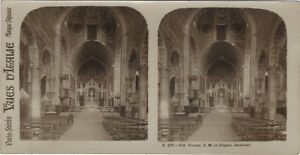 Verona-S-M-IN-Organo-Interno-Italia-Foto-Stereo-Vintage-Analogica