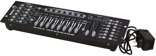 Lightcontroller EUROLITE DMX OPERATOR 192 Kanäle Controller Licht Steuerung