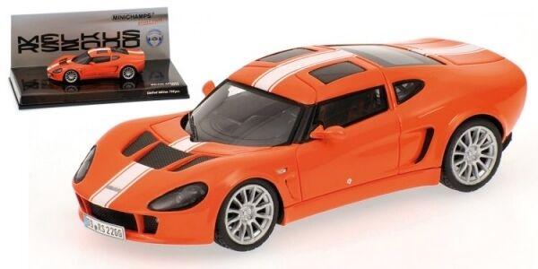 Melkus Rs 2000 rouge 2010 1  43 Model MINICHAMPS  les derniers modèles