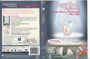 Angelina Ballerina Rose Fairy Princessthe Gift 20019 Tv Series Uk