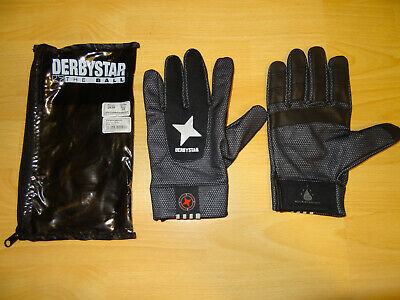 Konstruktiv Derbystar Spielerhandschuhe / Player Gloves, 10 (uvp € 14,99)