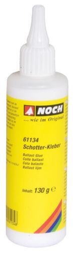 NOCH61134Spur G,0,H0,TT,N,ZSchotter-Kleber  Modelleisenbahn