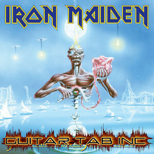 Iron-Maiden-Guitar-amp-Bass-Tab-SEVENTH-SON-OF-A-SEVENTH-SON-Lessons-on-Disc