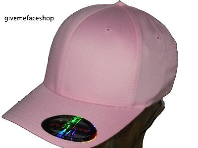 HATS MENS FLEXFIT PLAIN FITTED CAPS YELLOW FITTED FLEXI FIT BASEBALL LADIES