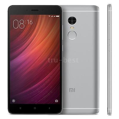 Xiaomi Redmi Note 4 Smartphone 4G 3G+32G 5MP+13MP Dual Cameras Fingerprint A2O0