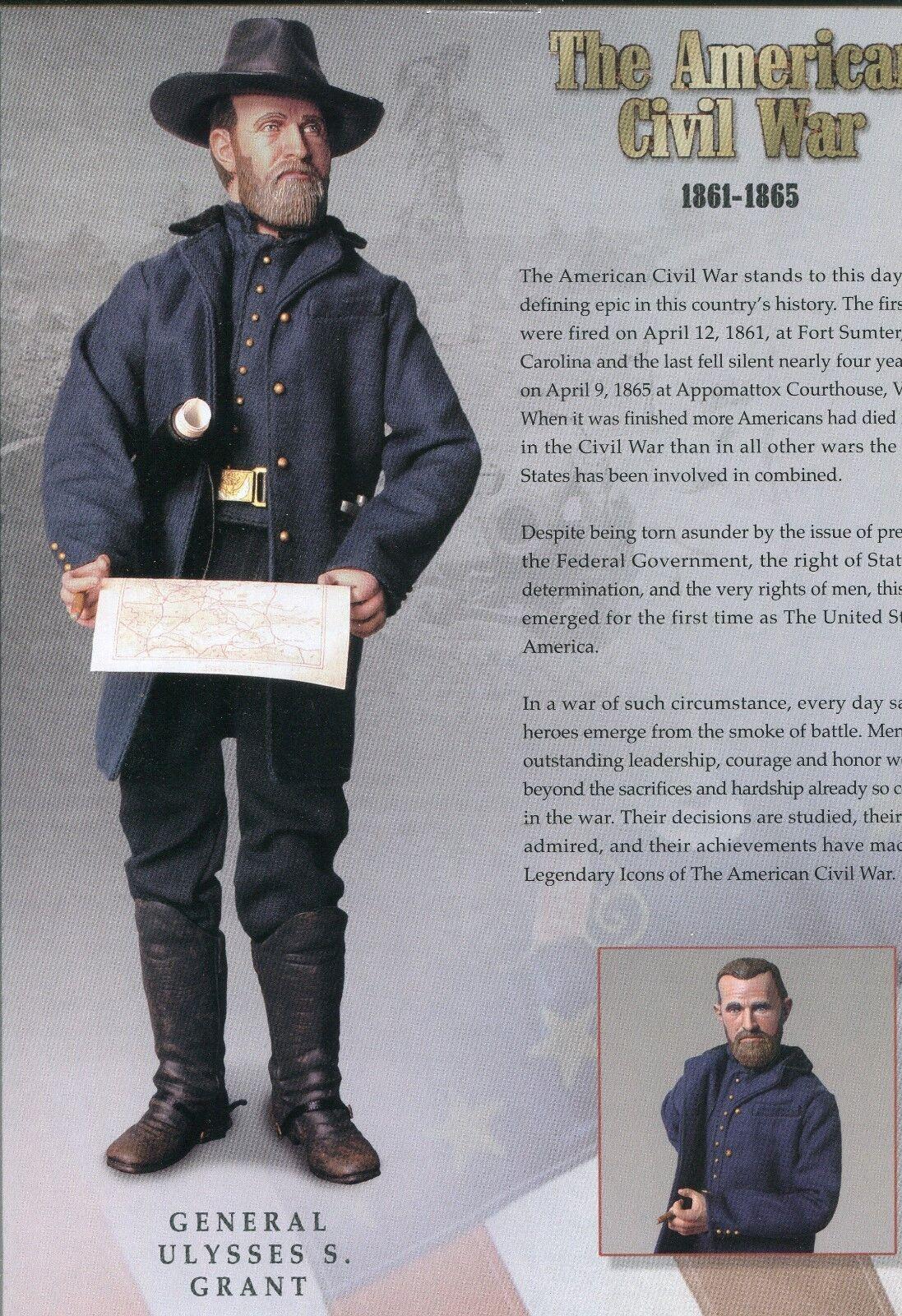 Union General US Grant Sideshow 1 6  Civil War