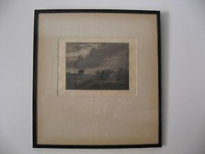 Joseph-Knight-1837-1909-Eau-forte-Gravure-Tableau-XIXeme