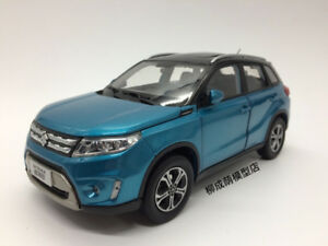 Image Is Loading 1 18 Suzuki Vitara Suv Die Cast Model