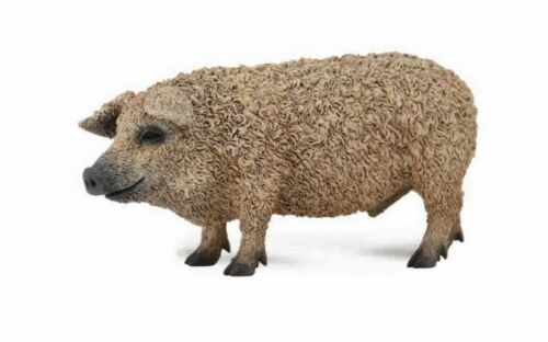 NIP CollectA 88674 Hungarian Pig Model Toy Figurine