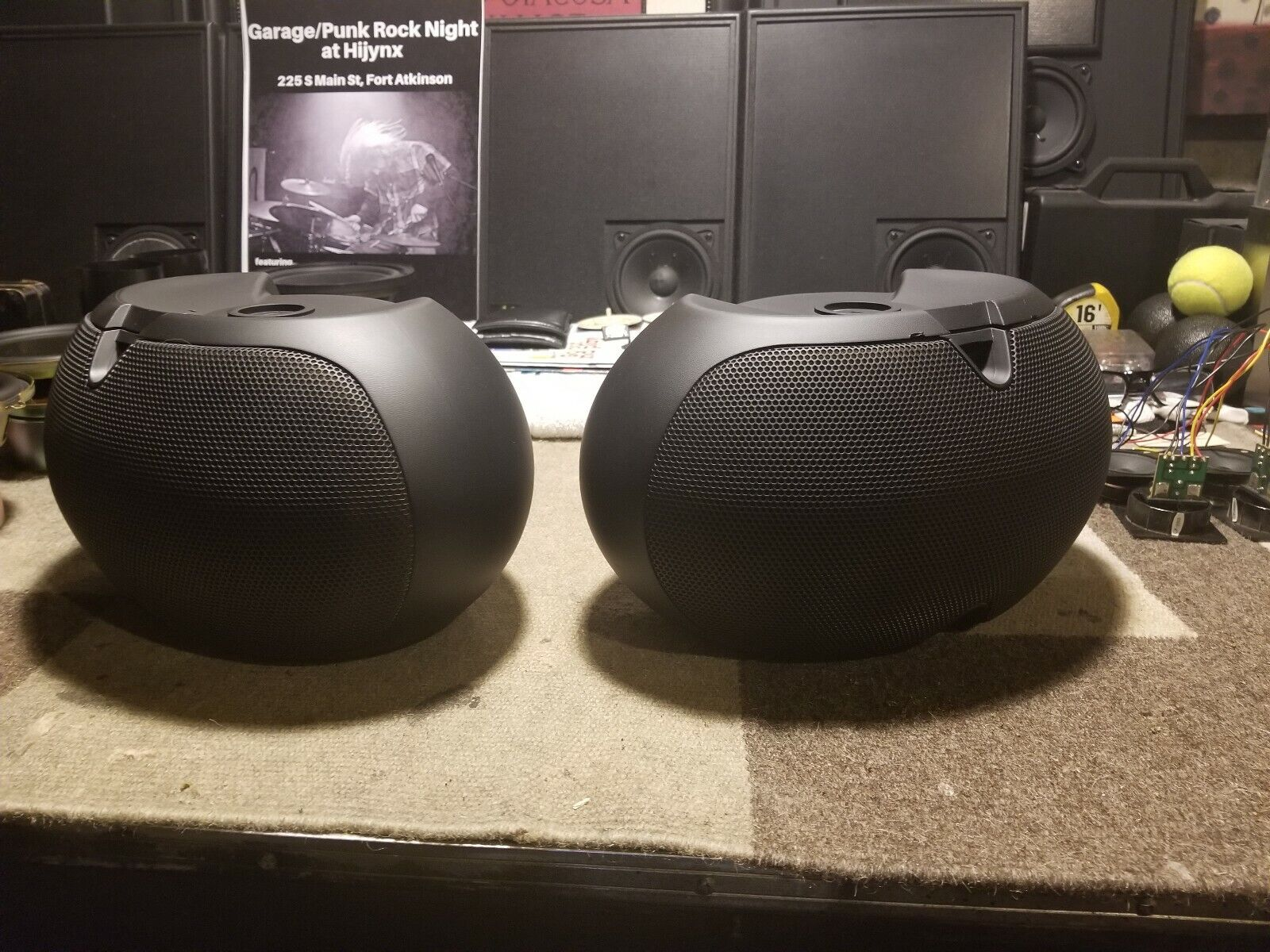 Electro Voice EV Evid 4.2 Indoor Outdoor Speakers
