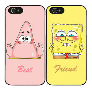best friend iphone cases best friends spongebob cover for iphone 9118