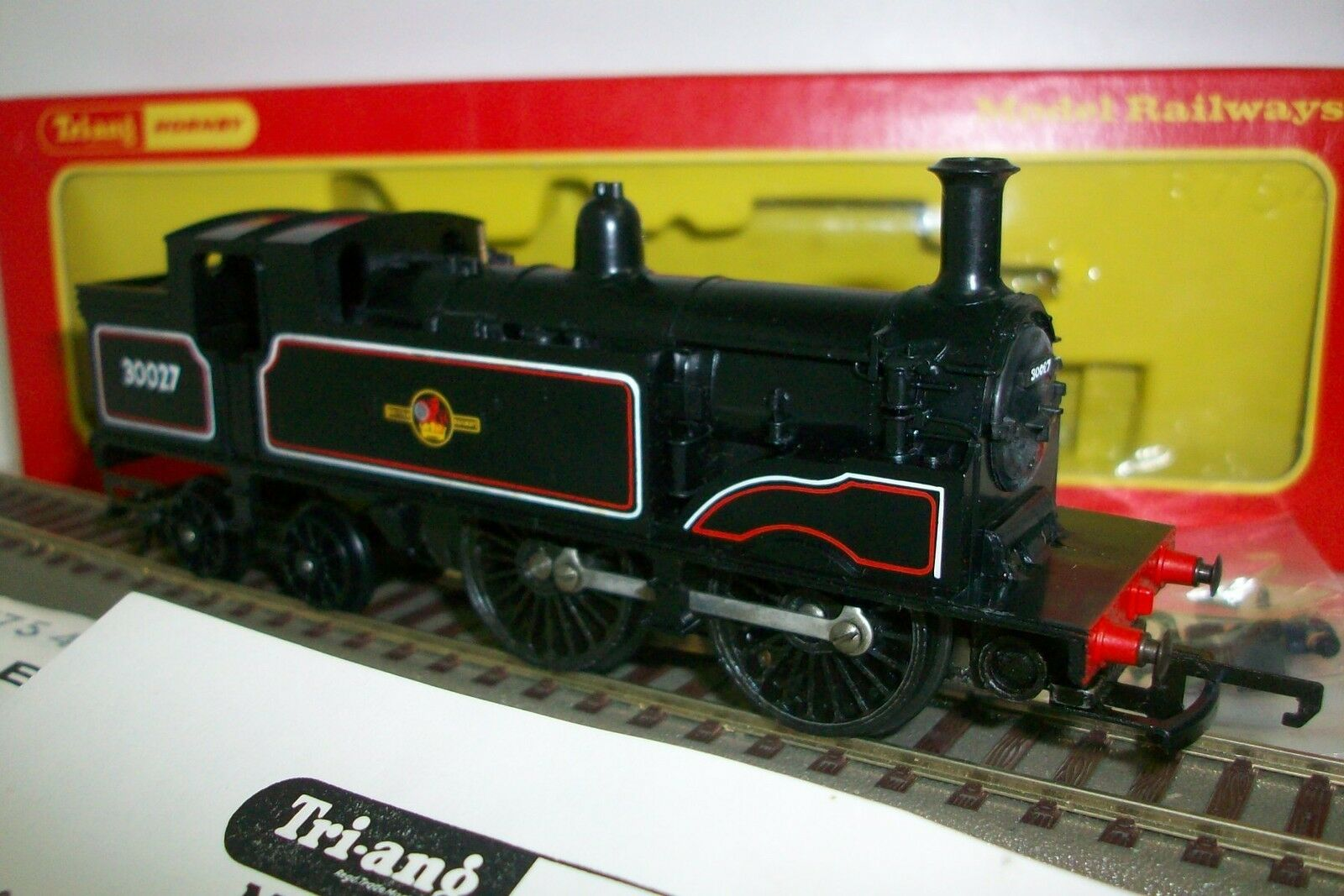 HO HORNBY TRI-ANG R.754   Locomotora 0-4-4 M7 class TANK