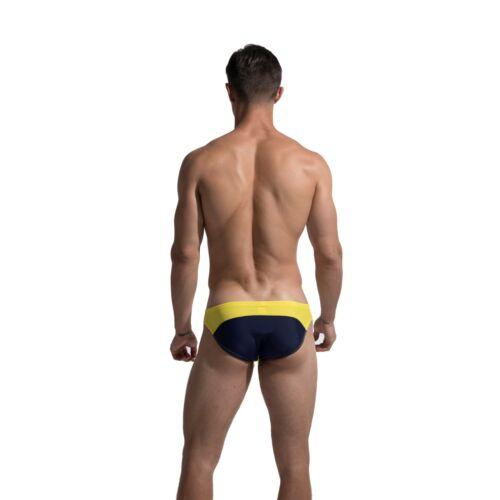 New arrival Men/'s Swimwear Gay Low waist SunBathing SwimSuit Swim Brief