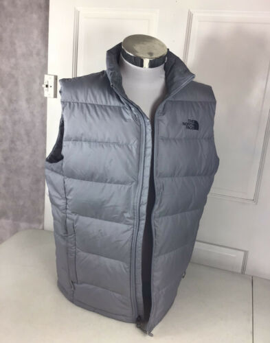 The NORTH FACE Down Vest Puffer Mens Large