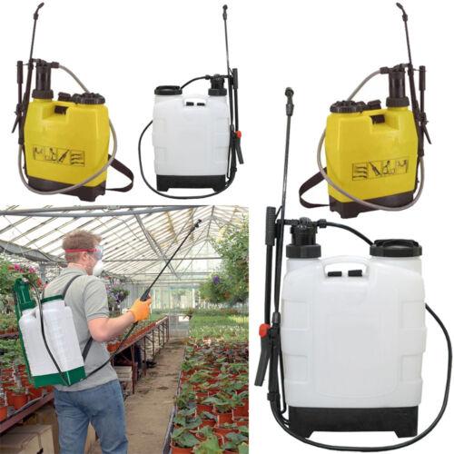 Arrosage Pression Pulvérisateur Sac à Dos Peut Fleur Herbe Pelouse Plantes Pulvérisateur Jardin Mauvaises Herbes