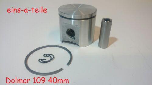 Pistón adecuado para dolmar 109 40mm nuevo calidad superior