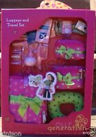 "NEW Our Generation Luggage And Travel Set For 18"" Dolls Toys"
