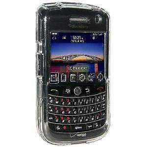 AMZER-Clear-Snap-On-Hard-Case-For-BlackBerry-Bold-9650