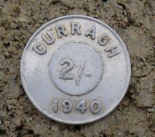 Ireland Genuine 1940 Curragh Prisoner of War Camp Coin/Token IRA,2-