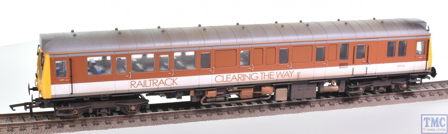 4D-009-009 Dapol OO Gauge Class 121 Single Coche DMU BubbleCoche 977723 Weatherojo