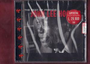 JOHN-LEE-HOOKER-THE-BEST-OF-FRIENDS-CD-NUOVO-SIGILLATO