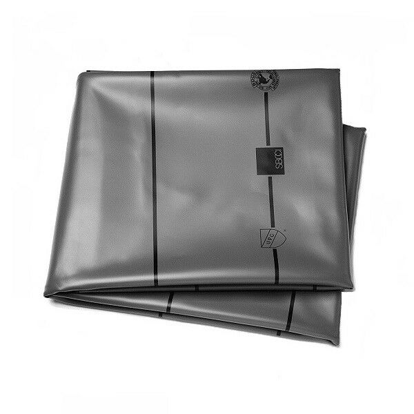 Shower Pan Liner  40 mil  PVC  Grau 6' Foot Wide (Select Your Größe) Oatey Style