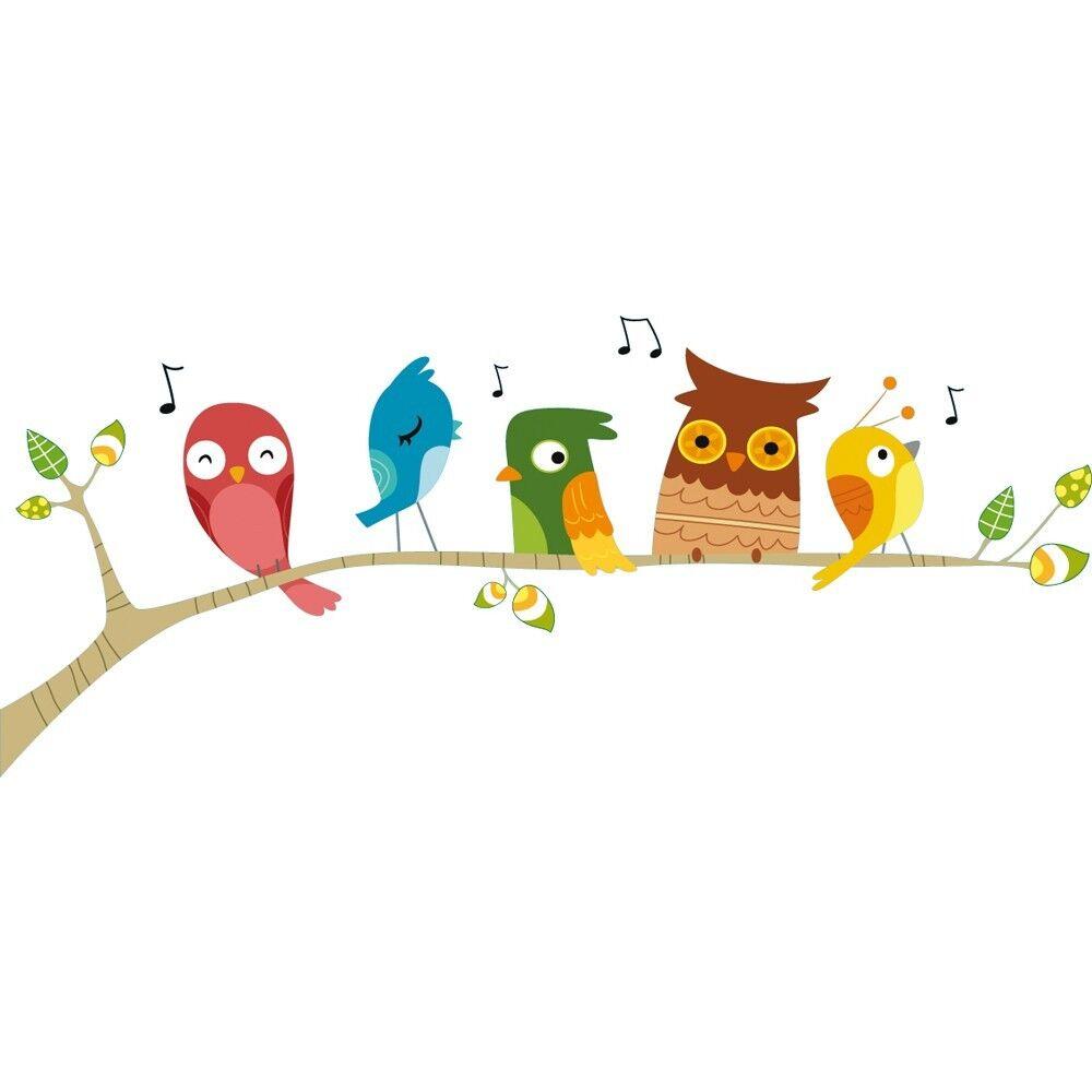 Kaifu accueille à la maison avec Fu Autocollant Stickers NW2926 branche oiseaux Ref: NW2926 Stickers d0dee2