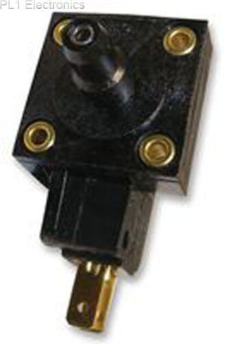 VACUUM,-0.1 TO -0.3PSI MULTICOMP PRESSURE SWITCH PSF109S-3-8
