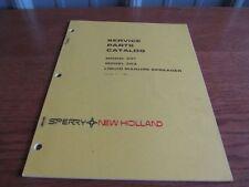 New Holland Service Parts Catalog 301 303 Liquid Manure Spreader 5 80 P 44