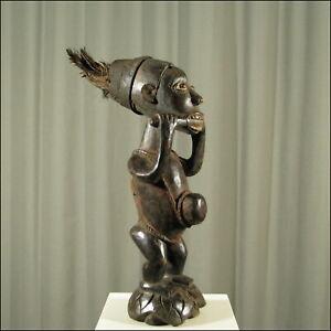 59132-Afrikanische-Yombe-Holz-Figur-Kongo-Afrika-KUNST