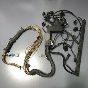 bmw 2 8 engine wire harness oem 1999 2000 bmw z3 e36 2 3 3 8 m52tu manual engine wiring  oem 1999 2000 bmw z3 e36 2 3 3 8