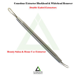 Comedone-Extractor-amp-Blackhead-Remover-Acne-Blemish-Pimple-Spot-Removers-Tool-CE
