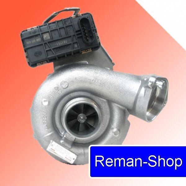 Turbocompresor BMW 325d 330d E90 E91 E92 E93, 197/231bhp; 758352-1 11657796312