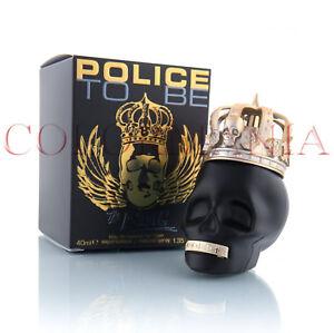 profumo police uomo teschio