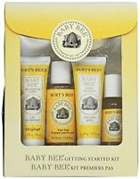 Burt`s Bees Baby Bee Getting Started Gift Set , New, Free Shipping on sale