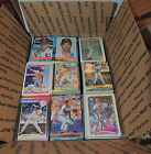 HUGE LOT OF OVER (2000+) BASEBALL CARDS/SPORTSCARD COLLECTION FREE SHIPPING