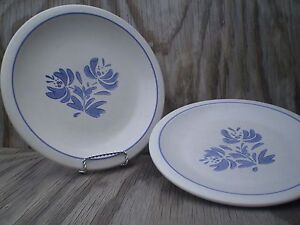 Pfaltzgraff Dishes Yorktowne Large Dinner Plates Set Of 2 | eBay