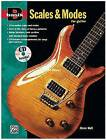 Basix Scales and Modes for Guitar: Book & CD by MR Steve Hall, Ron Manus (Paperback / softback, 1996)