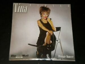 Tina-Turner-Private-Dancer-10-Tracks-CD-Album-The-Mail-Cardboard-Sleeve