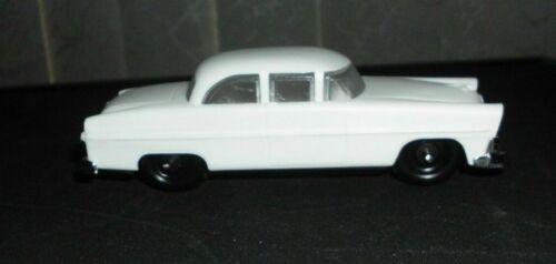 White Lionel Automobile for 6424 Twin Auto Flatcar
